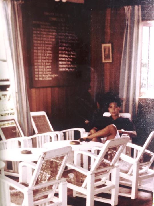 Rangoon Sailing Club 1987