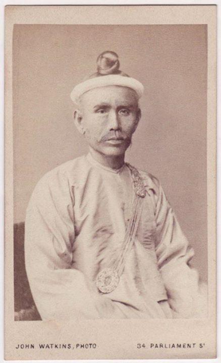 The birthday of the Kinwun Mingyi