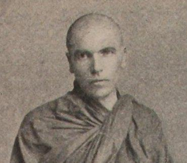 Irish monk of Myanmar