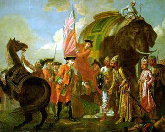 Alaungpaya's occupation of Pegu and the defeat of Hanthawaddy kingdom