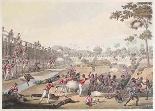 The First Anglo-Burmese War (Part 2)