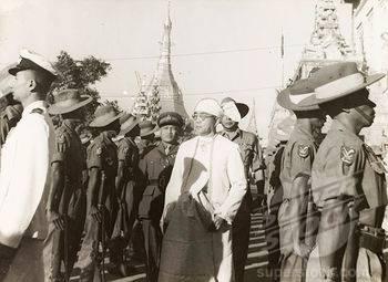 တိုင်းရင်းသားပေါင်းစုံ အမှန်တကယ်ပါဝင်ခဲ့သည့် ၁၉၄၈ ခုနှစ် မြန်မာအစိုးရ