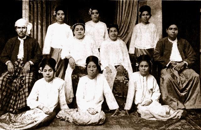 မြန်မာပြည်၏ ဘဟာအီဘာသာဝင်များ