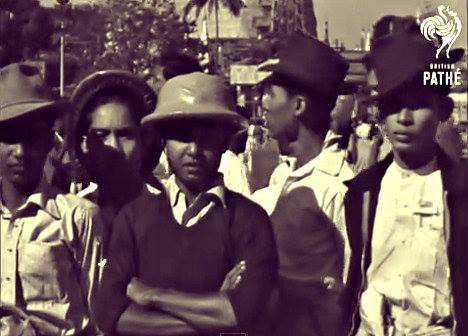 ၁၉၄၈ ခုနှစ် ရန်ကုန် ခေတ်လူငယ်စတိုင်