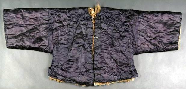 Jacket of King Thibaw