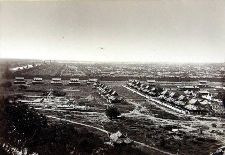 Mandalay c. 1882.