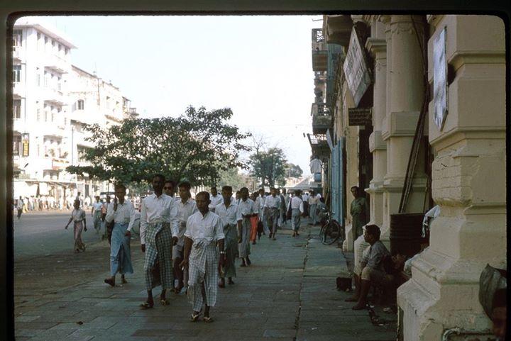 Rangoon 1964