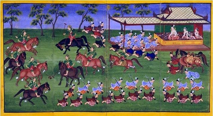 Mandalay polo