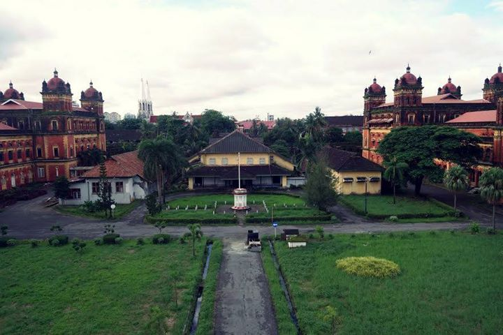 The birthplace of Myanmar democracy