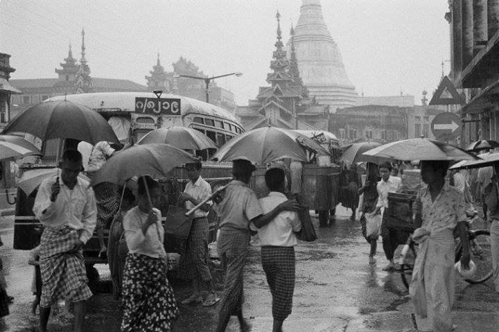 ၁၉၇၅ ခုနှစ်က ရန်ကုန်မြို့တွင်း တစ်နေရာ