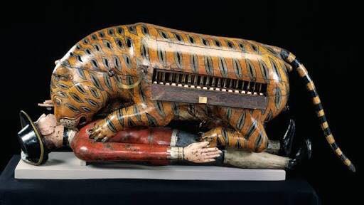 တီပူ၏ကျား (Tipu's Tiger)