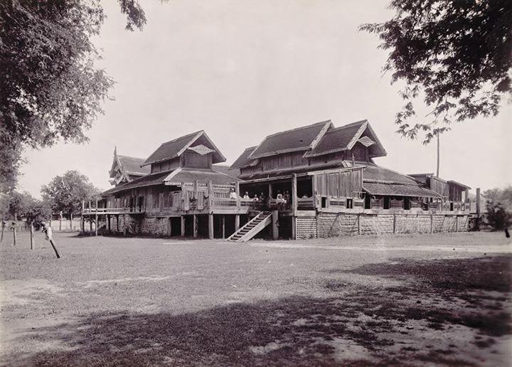 The House of Kinwun Mingyi